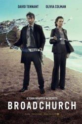 Смотреть Убийство на пляже / Бродчерч онлайн в HD качестве