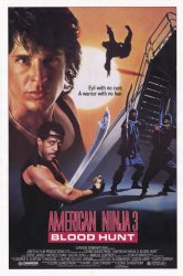 Смотреть Американский ниндзя 3: Кровавая охота онлайн в HD качестве