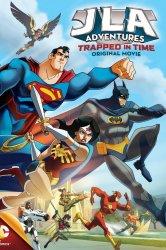 Смотреть Лига Справедливости: В ловушке времени онлайн в HD качестве