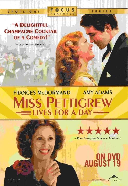 Мисс Петтигрю фильм 2007 смотреть онлайн в хорошем