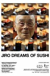 Смотреть Мечты Дзиро о суши онлайн в HD качестве