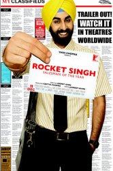 Смотреть Рокет Сингх: Продавец года онлайн в HD качестве