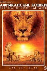 Смотреть Африканские кошки: Королевство смелых онлайн в HD качестве
