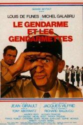 Смотреть Жандарм и жандарметки онлайн в HD качестве