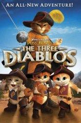 Смотреть Кот в сапогах: Три Чертенка онлайн в HD качестве