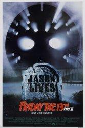 Смотреть Пятница 13-е – Часть 6: Джейсон жив! онлайн в HD качестве