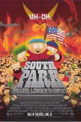 Смотреть Южный Парк: Большой, длинный, необрезанный онлайн в HD качестве