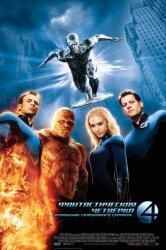 Смотреть Фантастическая четверка: Вторжение Серебряного серфера онлайн в HD качестве