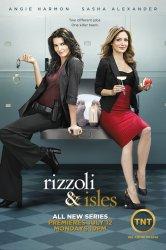 Смотреть Риццоли и Айлс онлайн в HD качестве