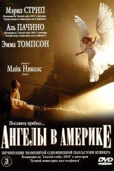 Смотреть Ангелы в Америке онлайн в HD качестве