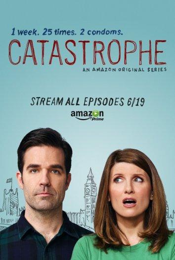 Смотреть Катастрофа онлайн в HD качестве 720p