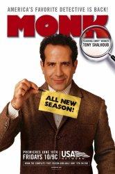 Смотреть Дефективный детектив / Детектив Монк онлайн в HD качестве