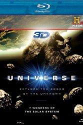 Смотреть Вселенная: 7 чудес Солнечной системы онлайн в HD качестве