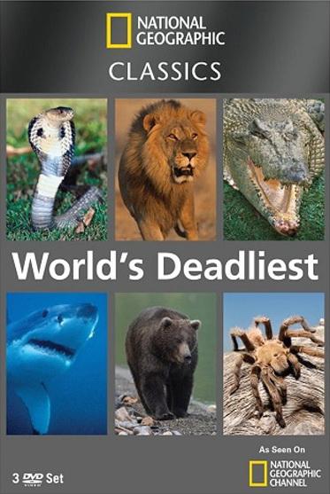 скачать все серии самые опасные животные в мире