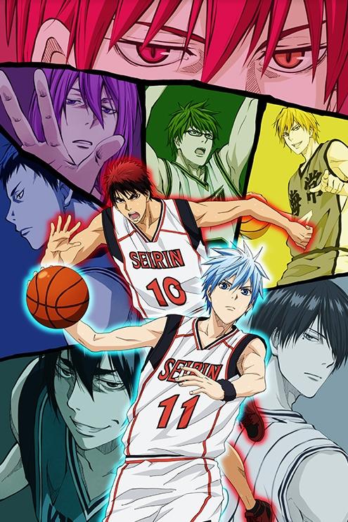 14be1331 Смотреть аниме Баскетбол Куроко [ТВ-2] онлайн в хорошем качестве HD