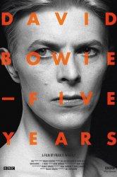 Смотреть Дэвид Боуи: Пять лет онлайн в HD качестве