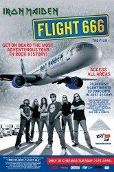 Смотреть Iron Maiden – рейс 666 онлайн в HD качестве