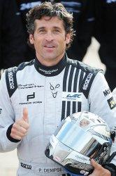 Смотреть Патрик Демпси в гонке Ле-Мана онлайн в HD качестве