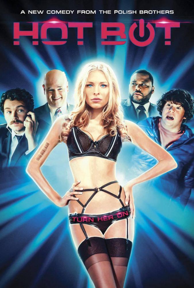 Фильм фантастика про секс робота