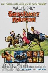 Смотреть Швейцарская семья Робинзонов онлайн в HD качестве