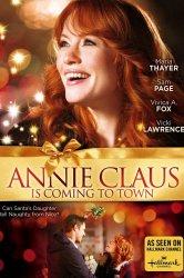 Смотреть Годичный отпуск Энни Клаус онлайн в HD качестве