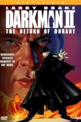 Смотреть Человек тьмы II: Возвращение Дюрана онлайн в HD качестве