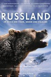 Смотреть Россия — царство тигров, медведей и вулканов онлайн в HD качестве 720p