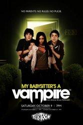 Смотреть Моя няня – вампир онлайн в HD качестве