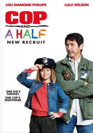 Смотреть Полицейский с половиной: Новобранец онлайн в HD качестве 720p