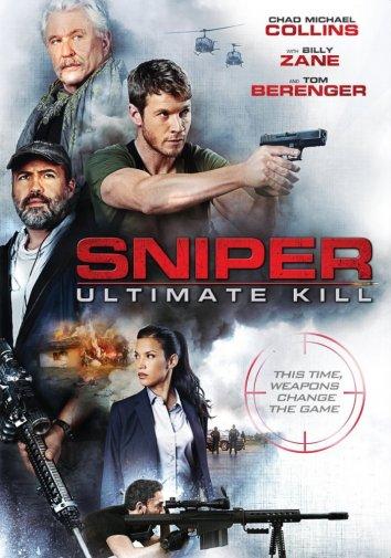 Смотреть Снайпер: Идеальное убийство онлайн в HD качестве 720p