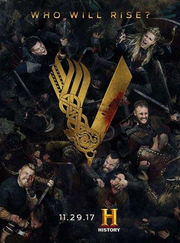 Смотреть Викинги онлайн в HD качестве 720p