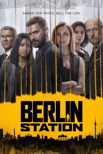 Смотреть Берлинская резидентура / Берлинский вокзал онлайн в HD качестве 720p