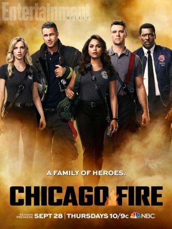 Смотреть Чикаго в огне / Пожарные Чикаго онлайн в HD качестве 720p