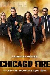Смотреть Чикаго в огне / Пожарные Чикаго онлайн в HD качестве