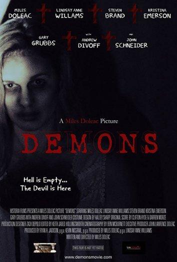 Смотреть Демоны онлайн в HD качестве 720p
