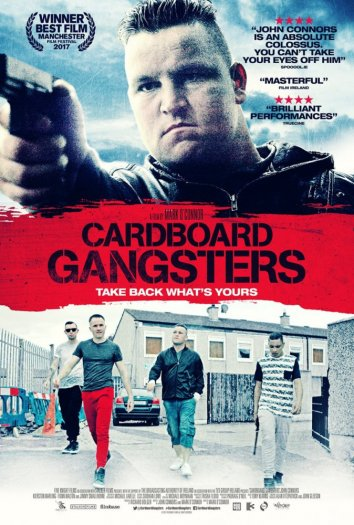 Смотреть Картонные гангстеры онлайн в HD качестве 720p
