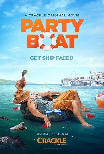 Смотреть Вечеринка на яхте онлайн в HD качестве 720p