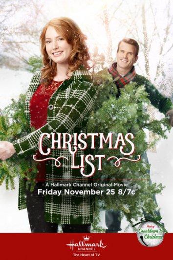 Смотреть Рождественский список онлайн в HD качестве 720p