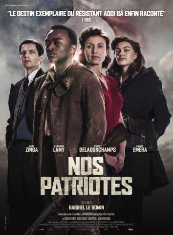 Смотреть Наши патриоты онлайн в HD качестве 720p