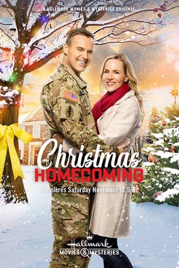 Смотреть Возвращение под Рождество онлайн в HD качестве 720p
