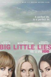 Смотреть Большая маленькая ложь онлайн в HD качестве 720p