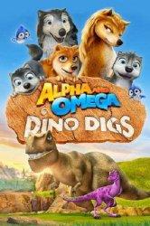 Смотреть Альфа и Омега 6: Пещеры динозавров онлайн в HD качестве