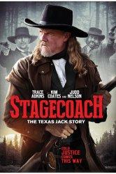 Смотреть Дилижанс: История Техасского Джека онлайн в HD качестве