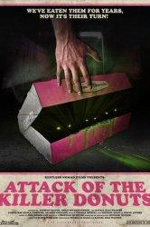 Смотреть Нападение пончиков-убийц онлайн в HD качестве