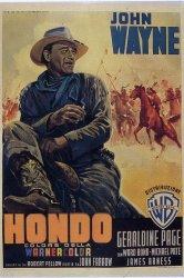 Смотреть Хондо онлайн в HD качестве