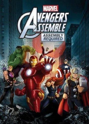 Смотреть Команда «Мстители» / Мстители, общий сбор! онлайн в HD качестве 720p