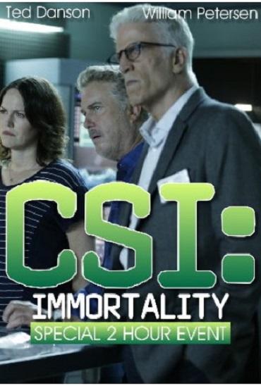 CSI: Бессмертие