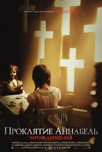 Смотреть Проклятие Аннабель: Зарождение зла / Проклятие Аннабель 2 онлайн в HD качестве 720p