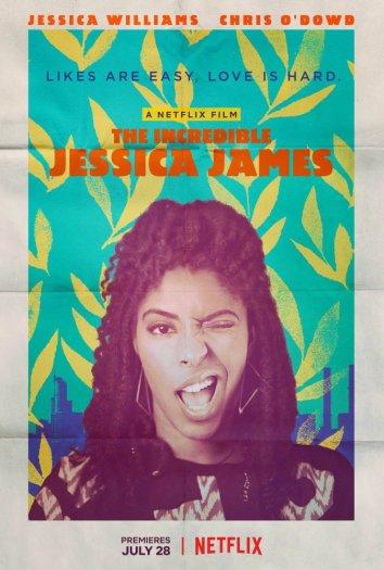 Смотреть Невероятная Джессика Джеймс онлайн в HD качестве 720p