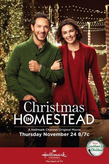 Смотреть Рождество в Хоумстед онлайн в HD качестве 720p